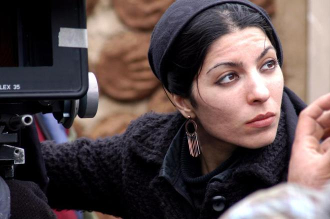 22_Samira Makhmalbaf pictured during the making of Two-Legged Horse.jpg