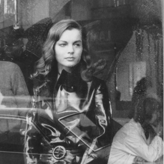 6_Romy Schneider on set of Max et les ferrailleurs, 1971 by Claude Sautet.jpg