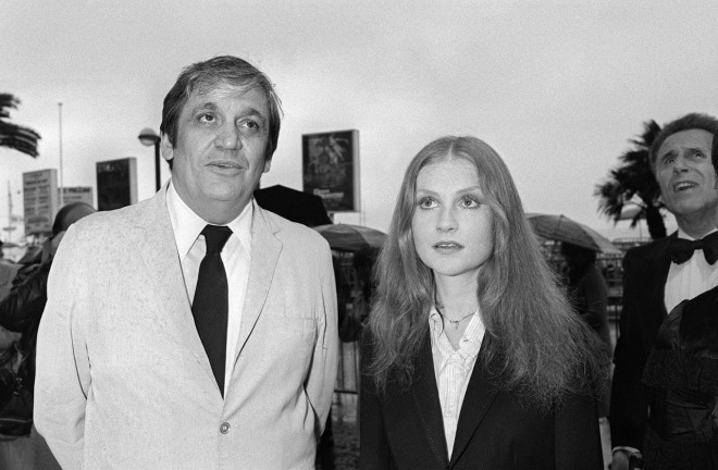 17_Maurice Pialat and Isabelle Huppert at the 1980 Cannes Film Festival..jpg