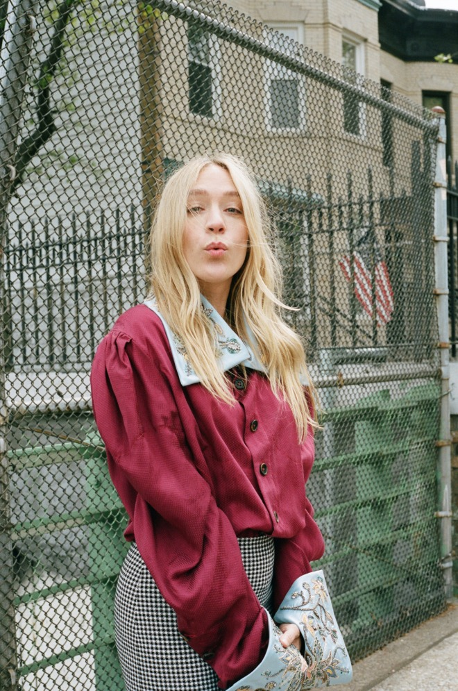 Chloë Sevigny, photographed by Amber Mahoney for Puss Puss, 2016 -2