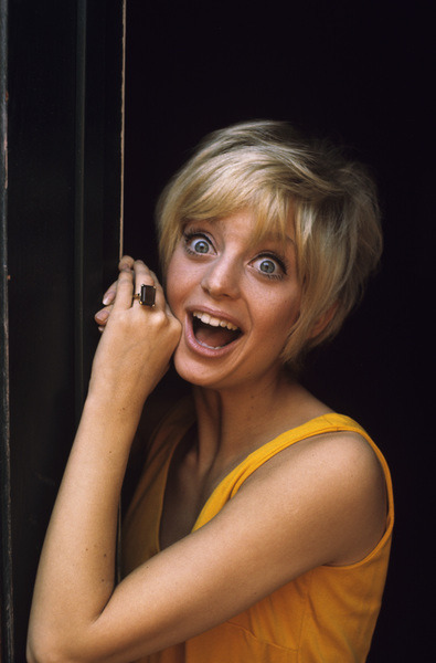 Goldie Hawn photographed by Gene Trindl, 1968-2