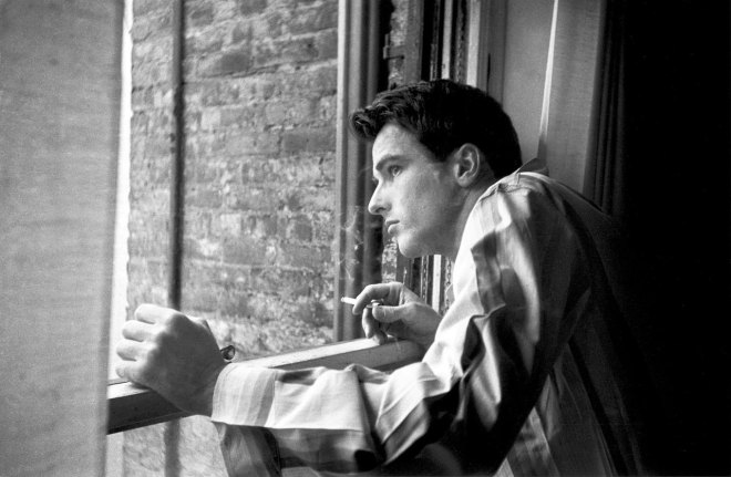 Montgomery Clift, New York, 1949, photos by Stanley Kubrick for LOOK magazine-1.jpg