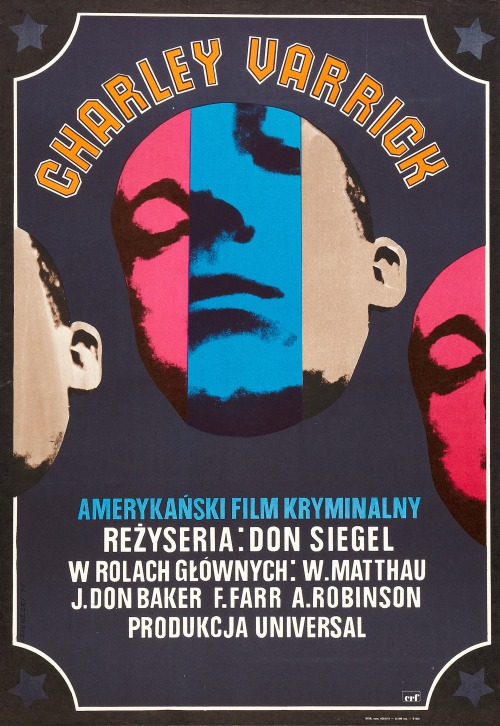 Polish Poster for Charley Varrick (Don Siegel, 1973).jpg