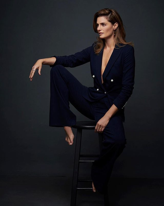 Stana Katic for Spirit & Flesh Magazine photographed by Brian Bowen Smith -1