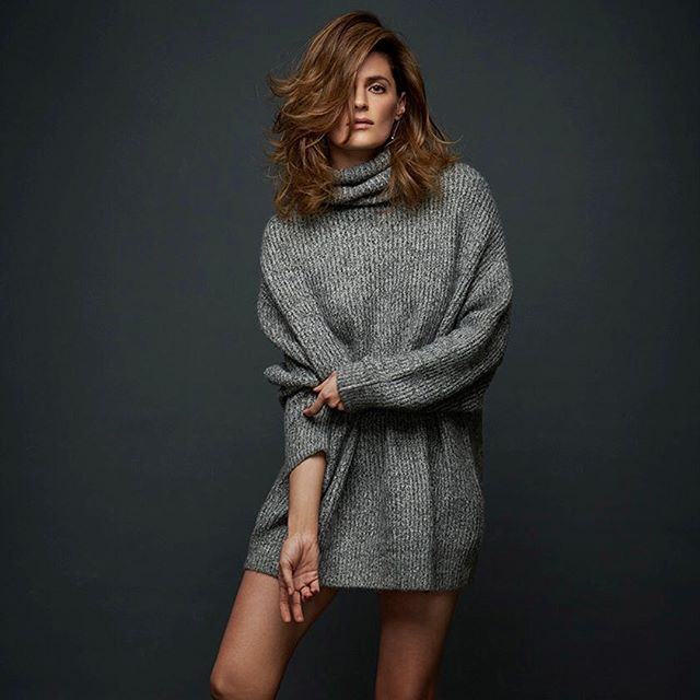Stana Katic for Spirit & Flesh Magazine photographed by Brian Bowen Smith -2