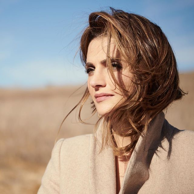 Stana Katic for Spirit & Flesh Magazine photographed by Brian Bowen Smith