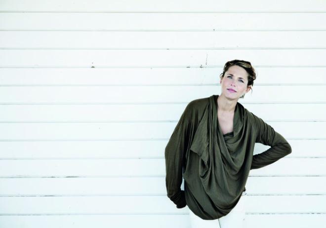 Tuva Novotny photographed by Line Klein for Leva Magazine-1