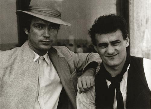Udo Kier and Gábor Bódy at Ferihegy airport in Budapest, 1977, Photographer unknown, © The heirs of Gábor Bódy..jpg