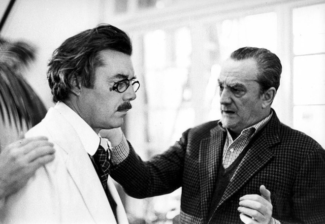 14_Luchino Visconti directs Dirk Bogarde on the set of Death in Venice..jpg