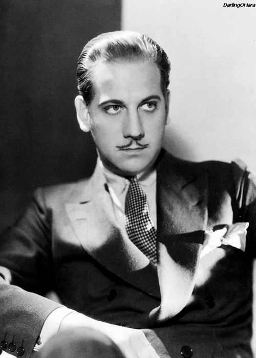 1_MAY_Melvyn Douglas photographed by George Hurrell c. 1932.jpg