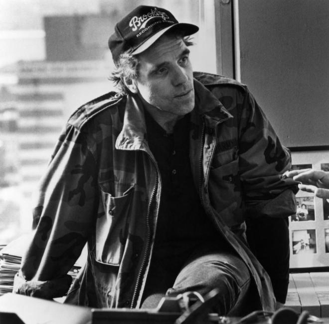 26_Abel Ferrara pictured on the set of Dangerous Game.jpg