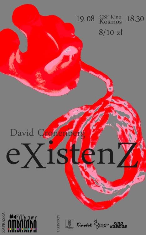 "4_David Cronenberg's ""Existenz"" Polish poster.jpg"